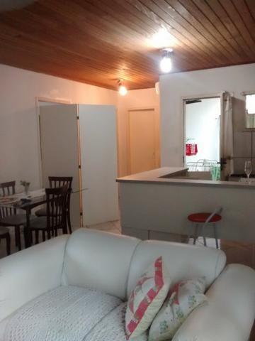 Casa de 2 dormitorios com taxas inclusas a 800 mts da praia de Lagoinha