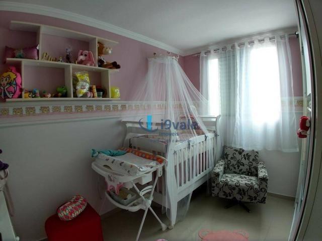 Apartamento com 2 dormitórios à venda, 54 m² por r$ 180.000 - villa branca - jacareí/sp - Foto 2