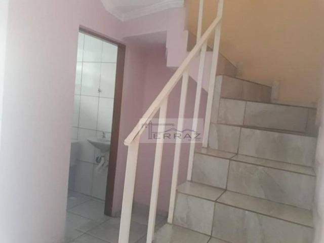 Sobrado com 3 dormitórios à venda, 90 m² por r$ 480.000 - laranjeiras - caieiras/sp - Foto 10
