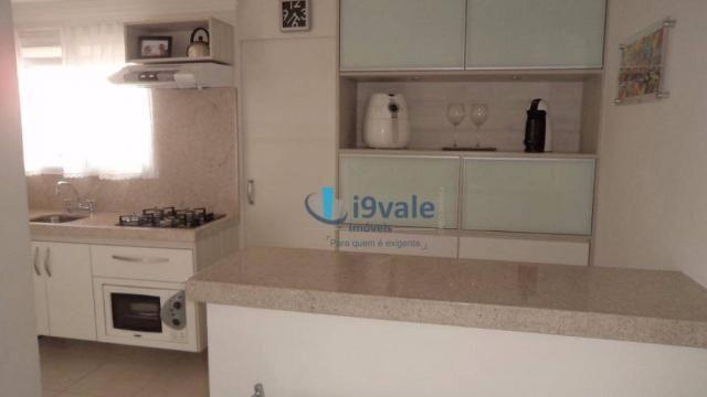 Apartamento com 3 dormitórios à venda, 92 m² por r$ 550.000 - jardim aquarius - são josé d - Foto 8