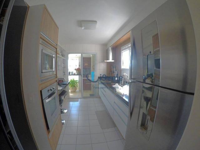 Porteira fechada !!!apartamento com 4 dormitórios à venda, 147 m² por r$ 970.000 - vila em - Foto 6
