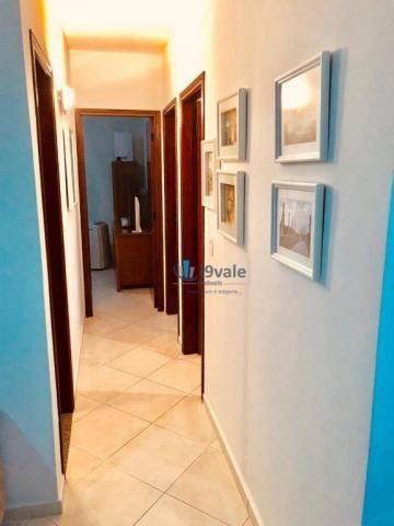 Apartamento com 3 dormitórios sendo 1 suíte à venda, 70 m² - vila industrial - são josé do - Foto 7