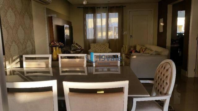 Casa com 4 dormitórios à venda, 132 m² por r$ 730.000 - loteamento villa branca - jacareí/ - Foto 10