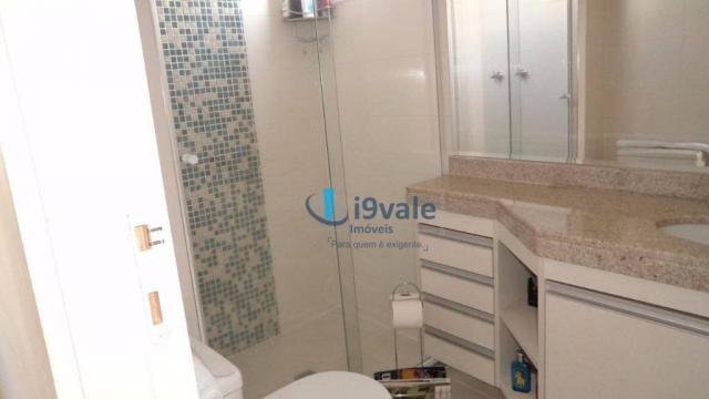 Apartamento com 3 dormitórios à venda, 92 m² por r$ 550.000 - jardim aquarius - são josé d - Foto 7