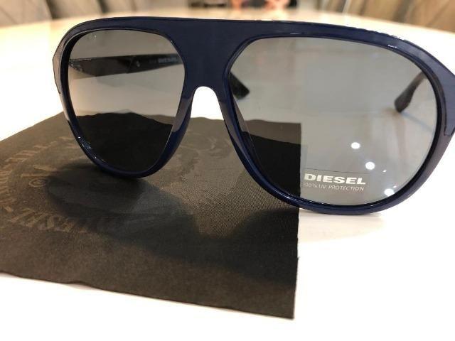 90b0d80a3 Oculos de Sol Masculino Diesel Original - Bijouterias, relógios e ...