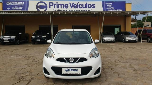 Nissan March 1.0 completo ano 2017/2018 - Foto 2