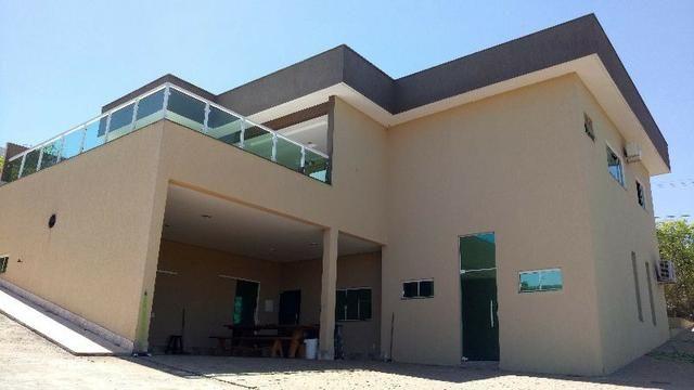 Casa 5 quartos - Em condomínio Regularizado - Condomínio Santa Monica DF