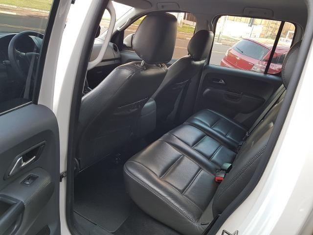 VW - Amarok Trendline CD 2.0 TDI 4X4 Dies Aut - Foto 10