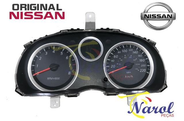 Painel Instrumentos Nissan March, Versa, Tiida, Livina, Sentra, Kicks - Foto 3