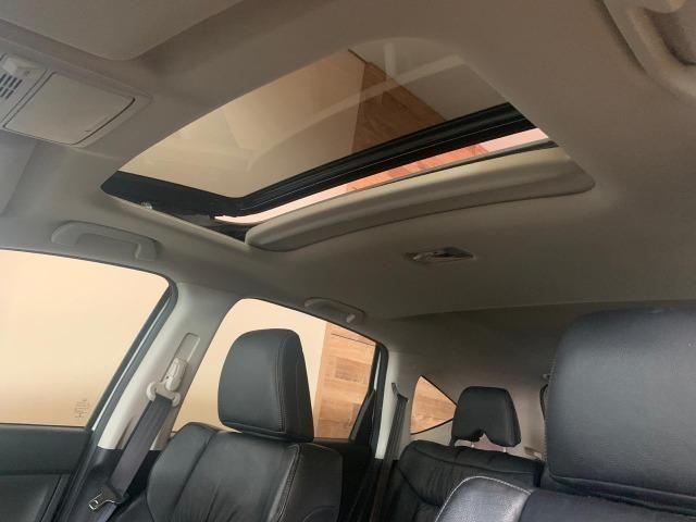 Honda cr-v exl 4wd 4 portas automática unico dono baixo km - Foto 9