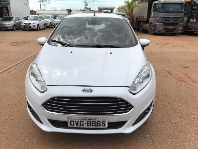New Fiesta Titanium 1.6 Automático 2014
