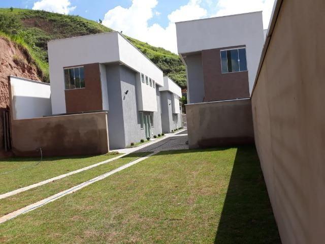 Casa Bairro Res. Bethania, 2 qts/suíte, Condominio fech., 75 m². Valor 170 mil - Foto 14