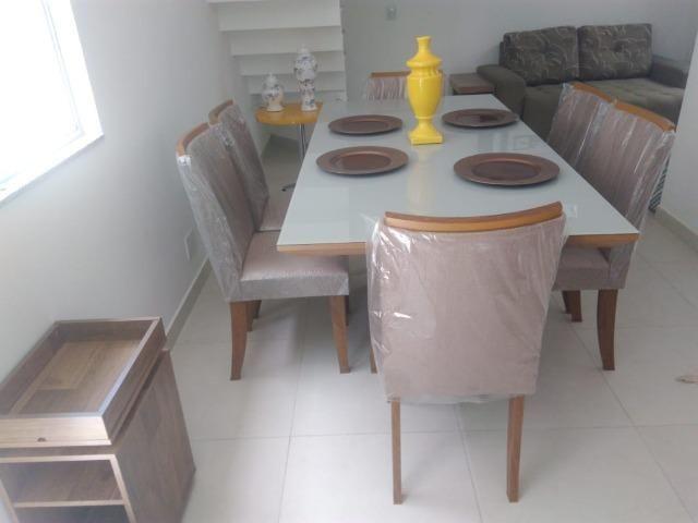 Casa Bairro Res. Bethania, 2 qts/suíte, Condominio fech., 75 m². Valor 170 mil - Foto 12