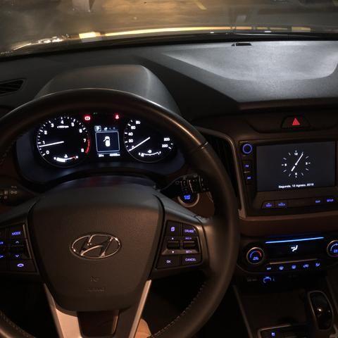 Hyundai Creta 2.0 16V Flex Automático 2018 - Unico Dono - Para Vender Rapido - Foto 4