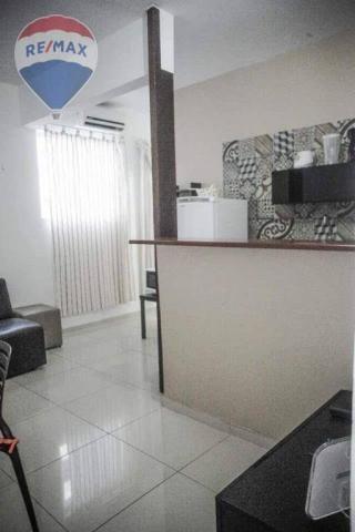 Apartamento à venda, 80 m² - meireles - fortaleza/ce - Foto 7