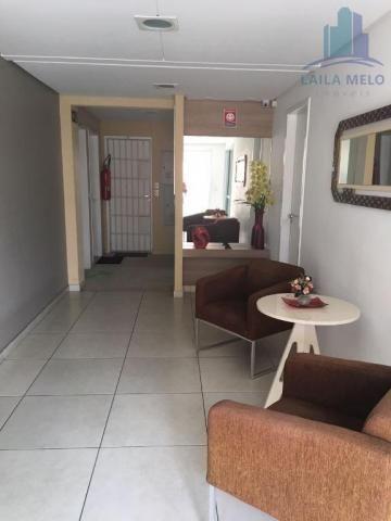 Apartamento villa bella mobiliado com 02 suítes; engenheiro luciano cavalcante, fortaleza - Foto 20