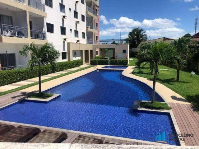 Apartamento com 2 dormitórios à venda, 54 m² por r$ 290.000,00 - jacarecanga - fortaleza/c - Foto 6