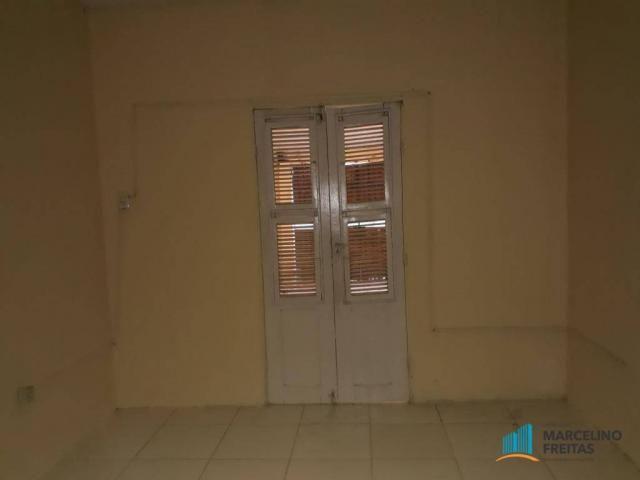 Casa com 2 dormitórios para alugar, 50 m² por r$ 659,00/mês - álvaro weyne - fortaleza/ce - Foto 10