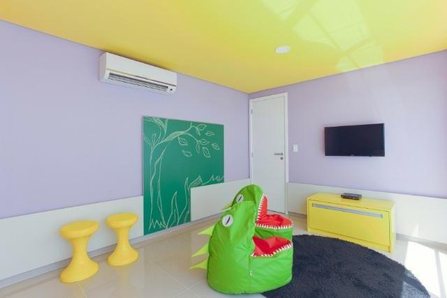 (L)Apartamento 2 Quartos 1 Suíte 1 vaga 52,65m² lazer próximo da praia Em Piedade - Foto 5