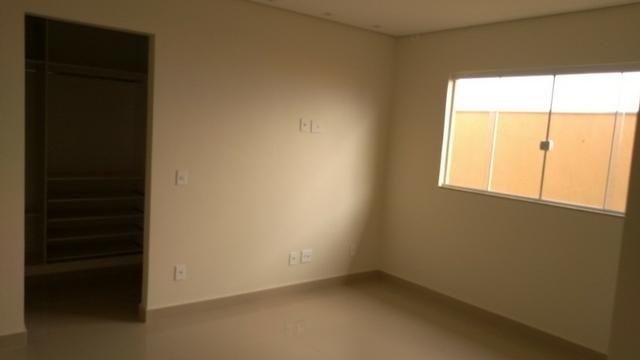Samuel Pereira oferece: Casa Alto da Boa Vista Nova Moderna Escriturado 3 Suites Armários - Foto 16