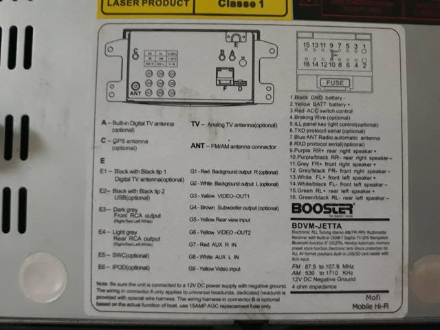 Kit multimídia Booster - Foto 4