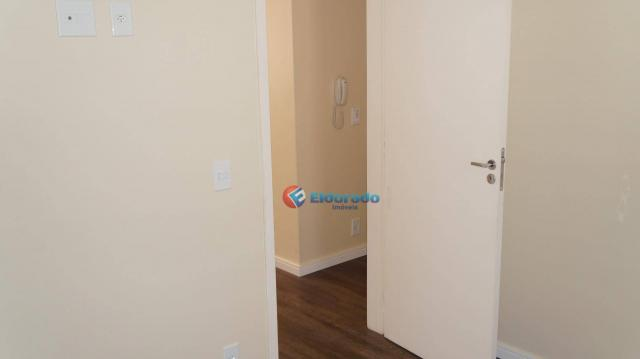 Apartamento com 2 dormitórios para alugar, 45 m² por r$ 550,00/mês - residencial guairá -  - Foto 14