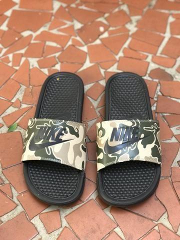 Chinelo Nike Benassi Jdi Print Unissex