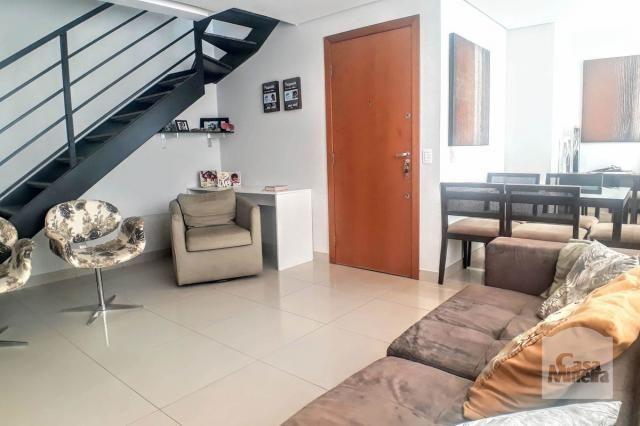 Apartamento à venda com 3 dormitórios em Havaí, Belo horizonte cod:257266 - Foto 2