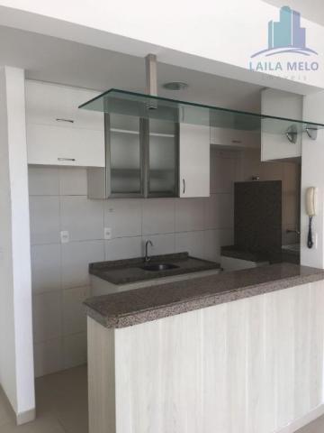 Apartamento villa bella mobiliado com 02 suítes; engenheiro luciano cavalcante, fortaleza - Foto 5