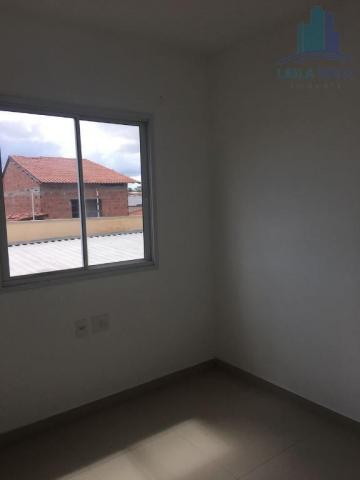 Apartamento villa bella mobiliado com 02 suítes; engenheiro luciano cavalcante, fortaleza - Foto 12