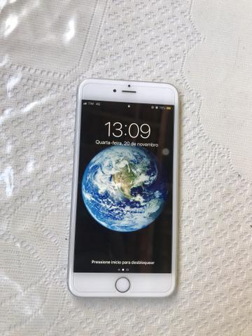 Iphone 6 Plus 64 GB prata - Foto 6