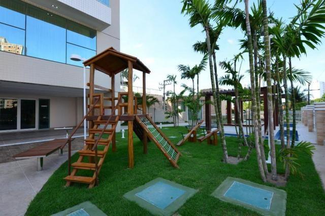 Apartamento com 2 dormitórios à venda, 74 m² por r$ 699.300 - guararapes - fortaleza/ce - Foto 6