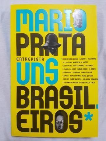 Uns Brasileiros (sinopse na descrição)