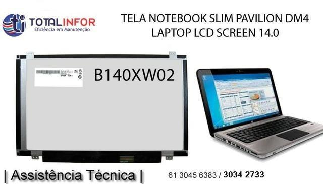 Notebook Tela quebrada? Dell Hp Lenovo Acer Asus Sony Vaio Apple