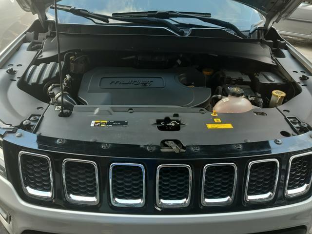 Jeep/Compass Longitude 2.0 Automatico 4x4 Diesel Aceito troca - Foto 8