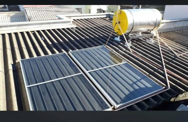 Aquecedor solar , kit ate 10x sem juros - Foto 4