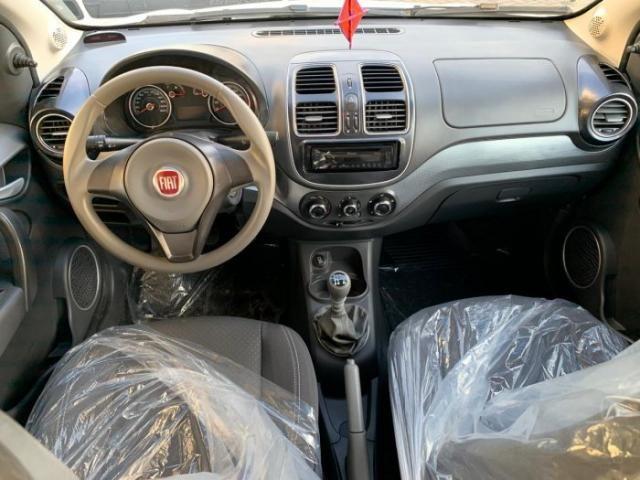Fiat grand siena 2015 1.4 mpi attractive 8v flex 4p manual - Foto 7