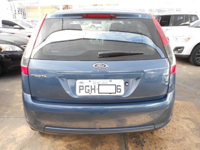 Ford fiesta hacth 1.6 flex 2012/2013 completo revisado lacrado ipva pago - Foto 5