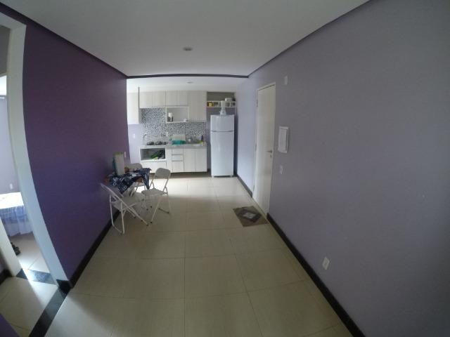 F - Apartamento 2 Qts térreo com Varanda / Praia da Baleia 117 mil - Foto 3