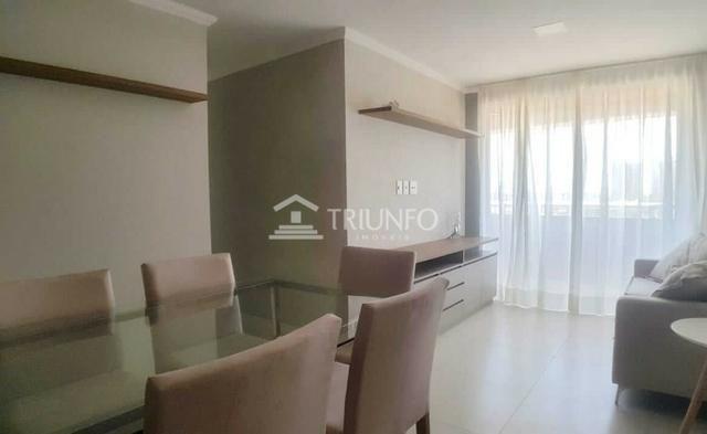 (HN) TR 20432 - Apartamento a venda no Luciano Cavalcante com 71m² - 3 quartos - 2 vagas - Foto 2