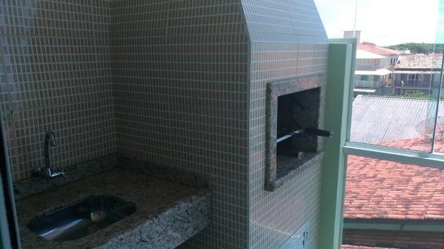 Lindo apartamento semi mobiliado com vista para o mar - Foto 6