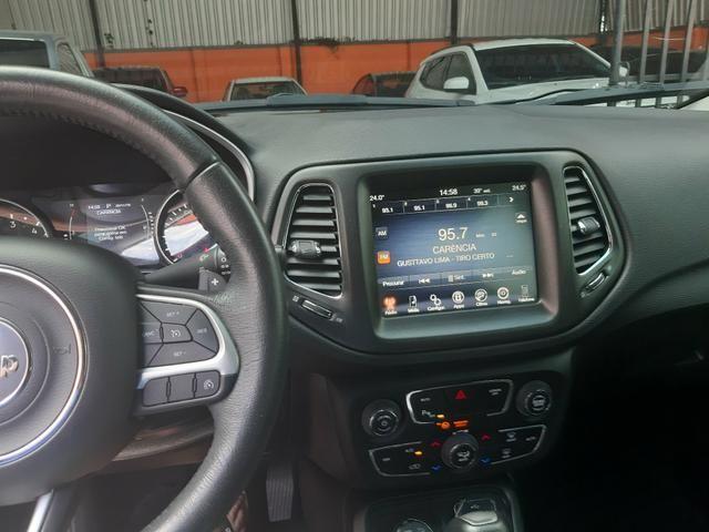 Jeep/Compass Longitude 2.0 Automatico 4x4 Diesel Aceito troca - Foto 14