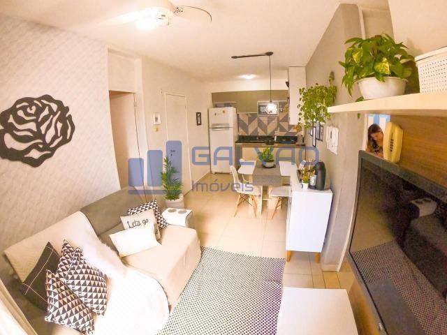 MR- Apartamento 3Q no Vila Itacaré no Rossi na Praia da Baleia - Foto 3