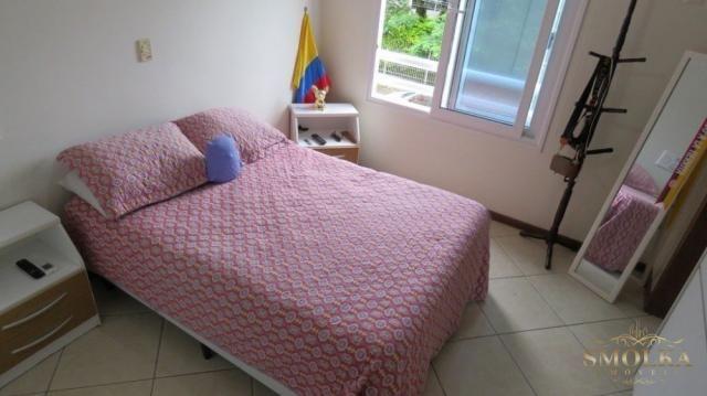 Apartamento à venda com 2 dormitórios em Canasvieiras, Florianópolis cod:9597 - Foto 11