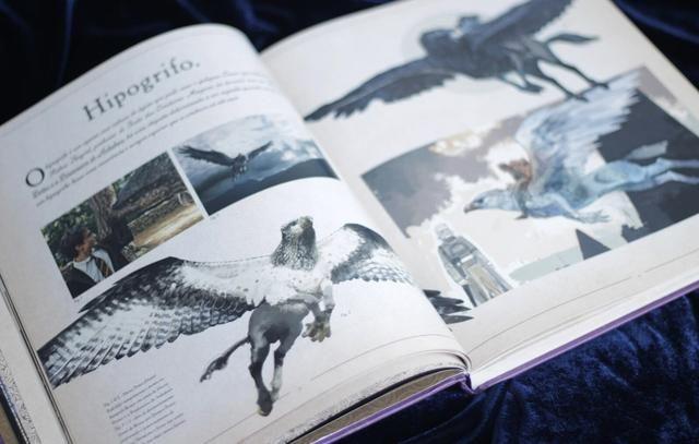 O Livro Das Criaturas De Harry Potter - Foto 3
