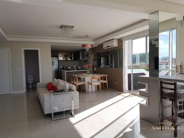 Apartamento à venda com 4 dormitórios em Ingleses do rio vermelho, Florianópolis cod:8260 - Foto 10