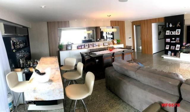 Apartamento com 3 suítes à venda, 218 m² por r$ 1.500.000 - meireles - fortaleza/ce - Foto 5
