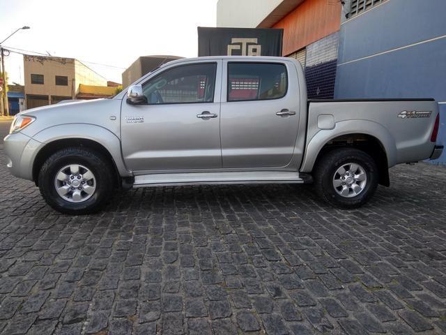 Hilux SRV 3.0 Turbo Diesel 2008 Extra! - Foto 5