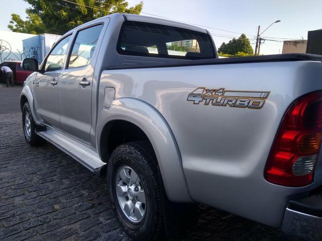Hilux SRV 3.0 Turbo Diesel 2008 Extra! - Foto 6