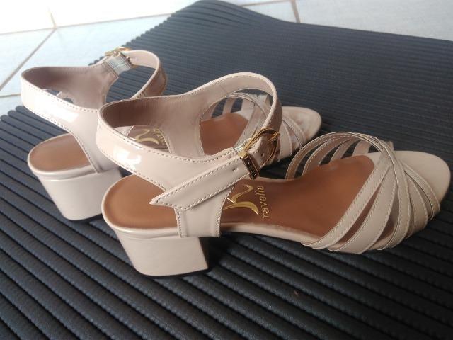 Sapato sandália NOVO